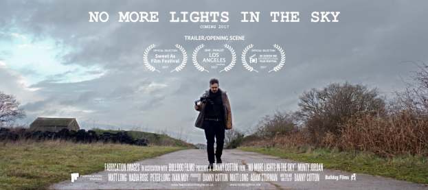 No More Lights 3 x Laurels Poster